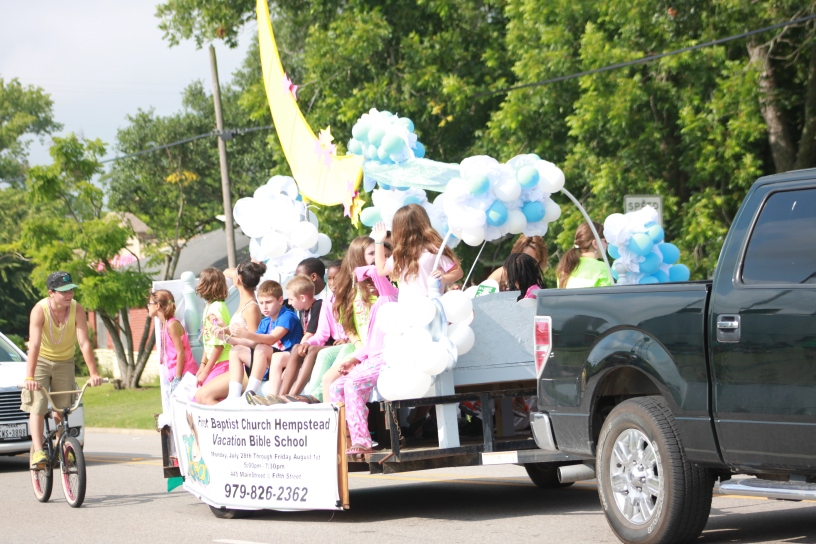 VBS Float